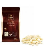 Шоколад Zephyr Cacao Barry 34% белый 250 гр