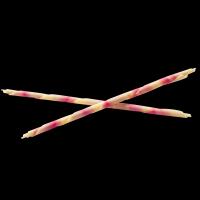 "Шоколадные палочки ""MonaLisa"" (бело-розовые) 100 гр"