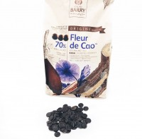 Шоколад горький кувертюр Cacao Barry 70% 100 гр