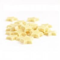 Шоколадные звезды из белого шоколада Сallebaut (16 шт)